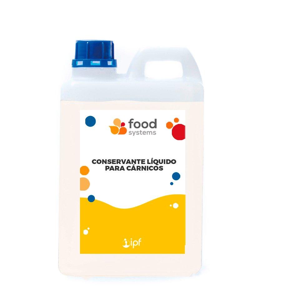 Conservante liquido para cárnicos